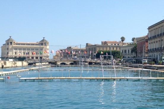 Siracusa, due aree parcheggio per i Mondiali di canoa-polo: ma a Ortigia sarà il caos