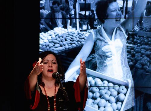 """""""Rosa, la Cantatrice del Sud"""": l'omaggio alla Balistreri a Castelvetrano"""