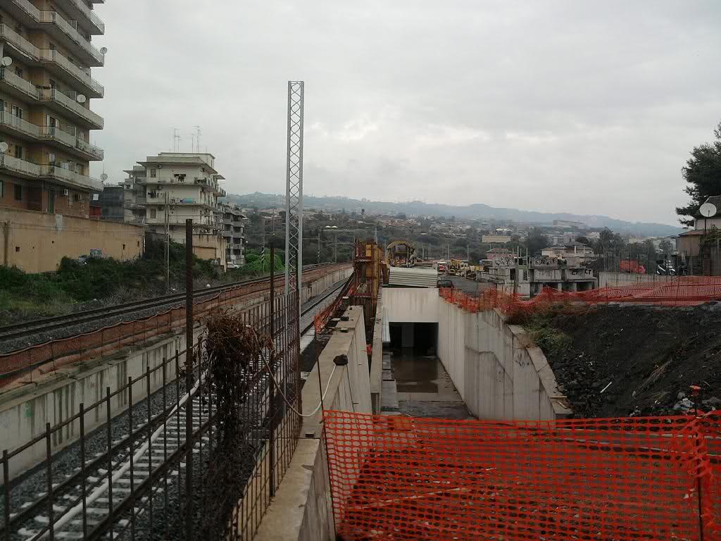 Passante ferroviario pronto entro l'anno fino all'aeroporto. Via Amari libera ad ottobre