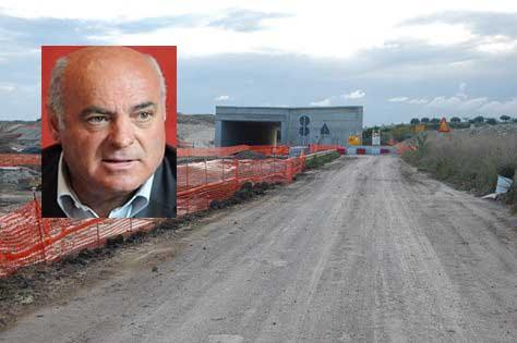 """Gennuso: """"Ripartono i lavori per l'autostrada: i tre lotti alla Cosedil"""""""