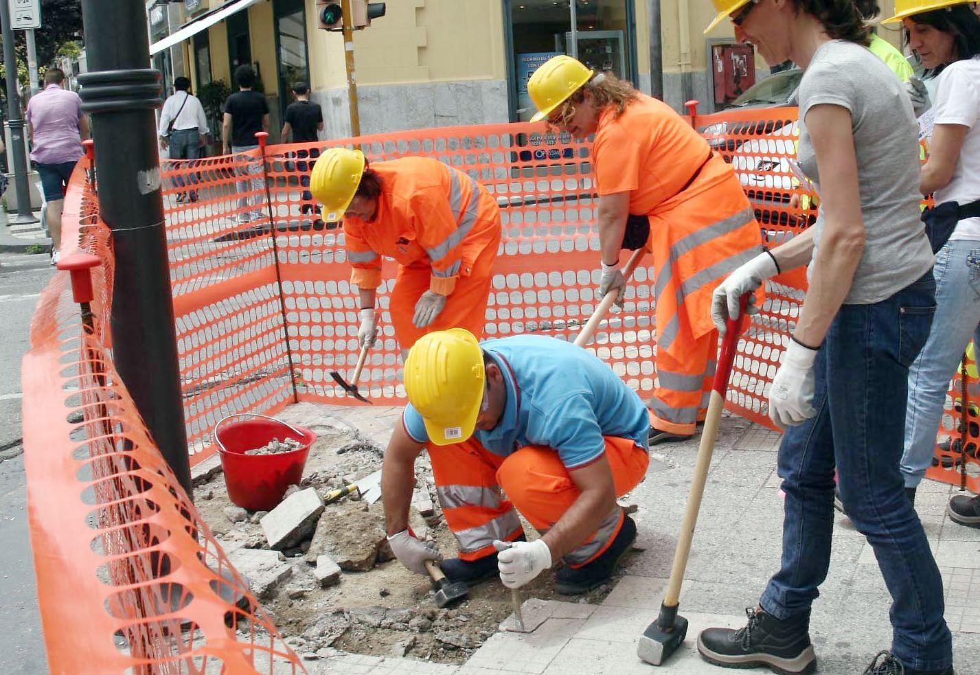 Ragusa, cantieri di lavoro: riaperti i termini per nuovi richiedenti