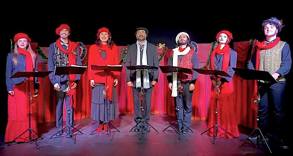 Ragusa, la Compagnia Godot mette in scena on line il Canto di Natale di Dickens