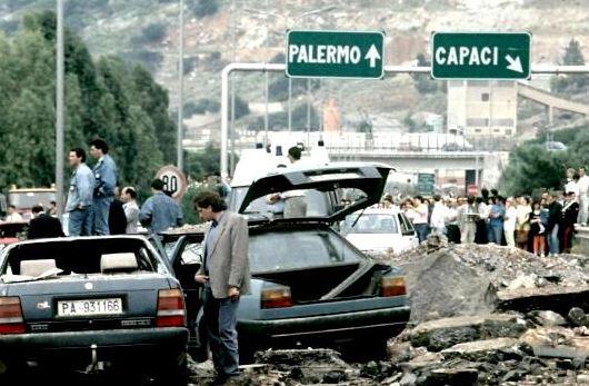 La strage di Capaci, orazione civile su Rai 1 da via D'Amelio