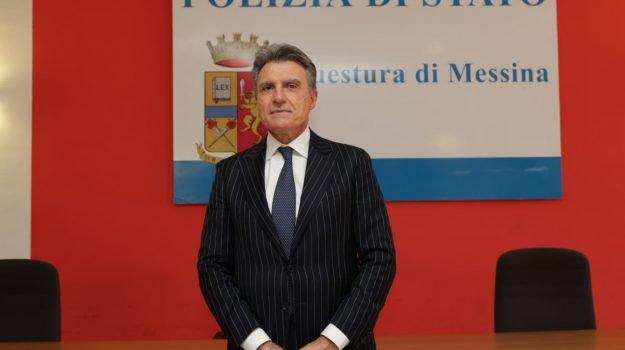 Capoluongo si è insediato a Messina: è il nuovo questore