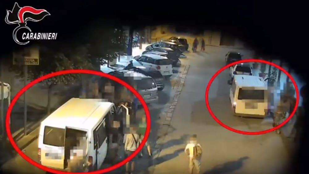 Operazione Ponos anti caporalato nell'Agrigentino: 7 persone fermate