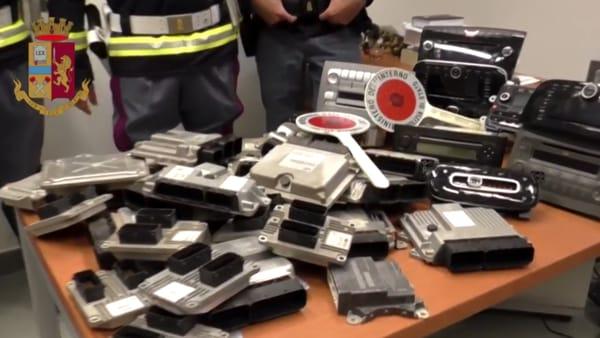 """Ricettazione di veicoli a Palermo, altri 5 arresti per """"Car Network"""""""