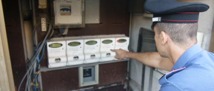 Agli arresti domiciliari a Comiso per furto di energia elettrica