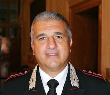 Carabinieri: cambio al Comando Legione Sicilia, arriva Giovanni Cataldo