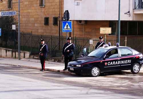 Dopo una lite sparò contro auto di ragazzi: arrestato a Barrafranca