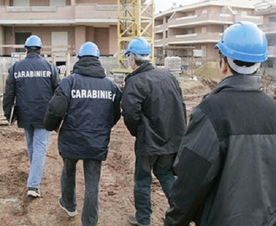 Catania, operazione di contrasto al lavoro nero dei Carabinieri