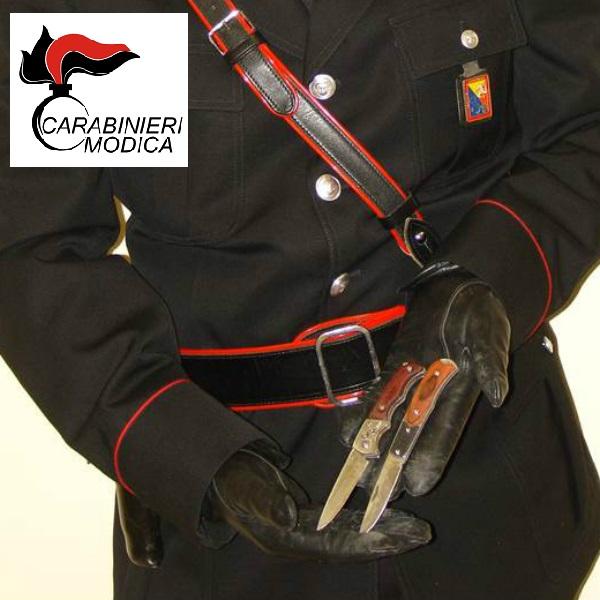 "Modica, operazione ""weekend sicuro"" dei Carabinieri"