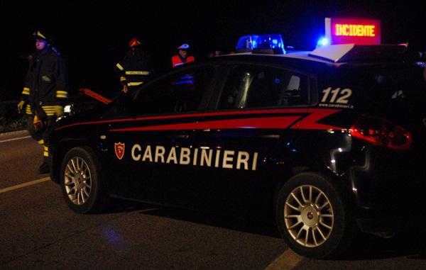 Scontro tra un'auto e un furgone del comune a Carlentini