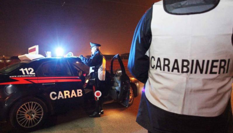 Auto contro il guard - rail, anziano perde la vita a Partinico