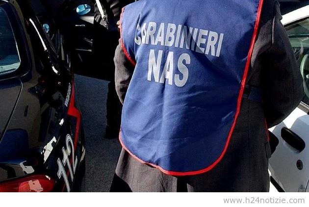 Sortino, prodotti alimentari per 300.000 euro sotto sequestro