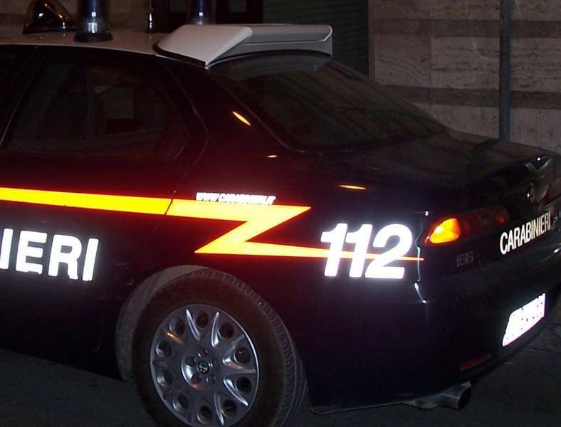 Canicattini, lite tra conviventi sedata dai Carabinieri