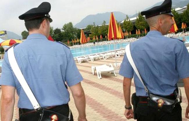Palermo, vìola i domiciliari per rilassarsi in piscina: arrestato