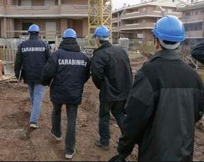 Operai non in regola, sospese tre imprese edili nel Palermitano