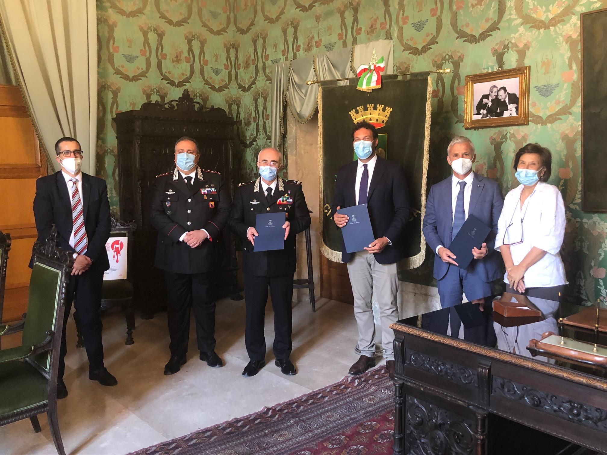 Siracusa, altro passo avanti per la nuova caserma dei carabinieri