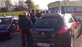 Omicidio suicidio nel Casertano, uccide la moglie e si toglie la vita