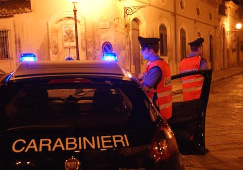 Vittoria, controlli antidroga: arrestato un presunto pusher acatese