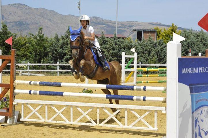 Equitazione, la floridiana Caramma conquista il bronzo ai Regionali di categoria
