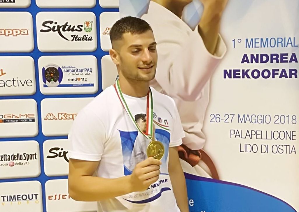 "Karate, Carelli della Rembukan di Villasmundo vince il ""Memorial Nekoofar"""