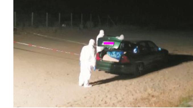 Cadavere nel bagagliaio a  Cariati, fermati tre stranieri