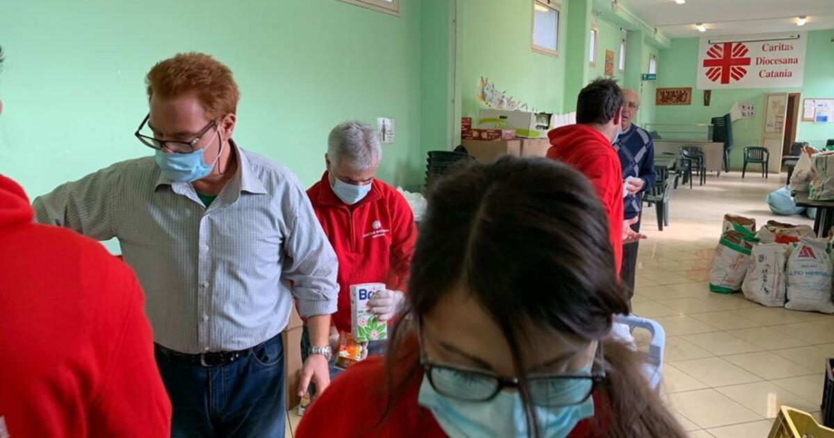 I militari di Sigonella doneranno beni di necessità alla Caritas di Acireale