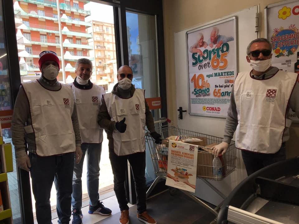 """Comune e Caritas di Siracusa attivano il """"carrello solidale"""""""