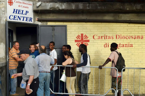 La Caritas di Catania: nel 2018 gli stranieri residenti aumentati del 4%