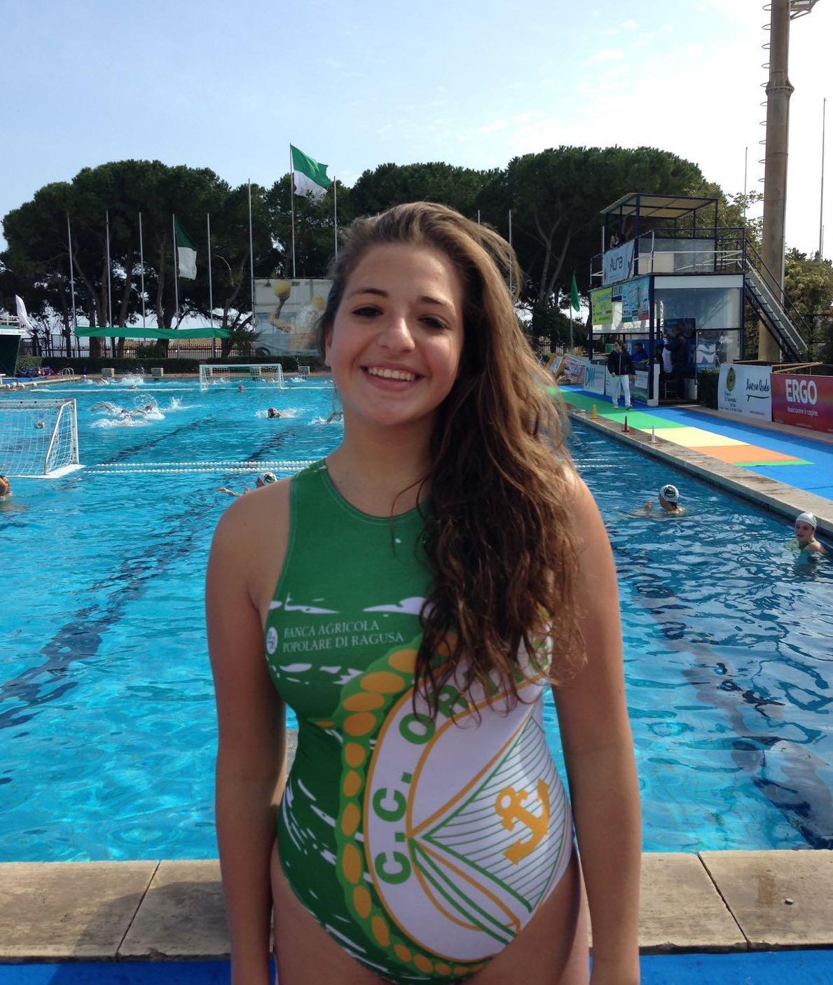 Carla Buscica dell'Ortigia convocata per il Trofeo delle Regioni