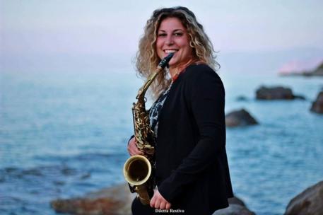 Musica, la sassofonista Carla Restivo in concerto al Brass di Palermo
