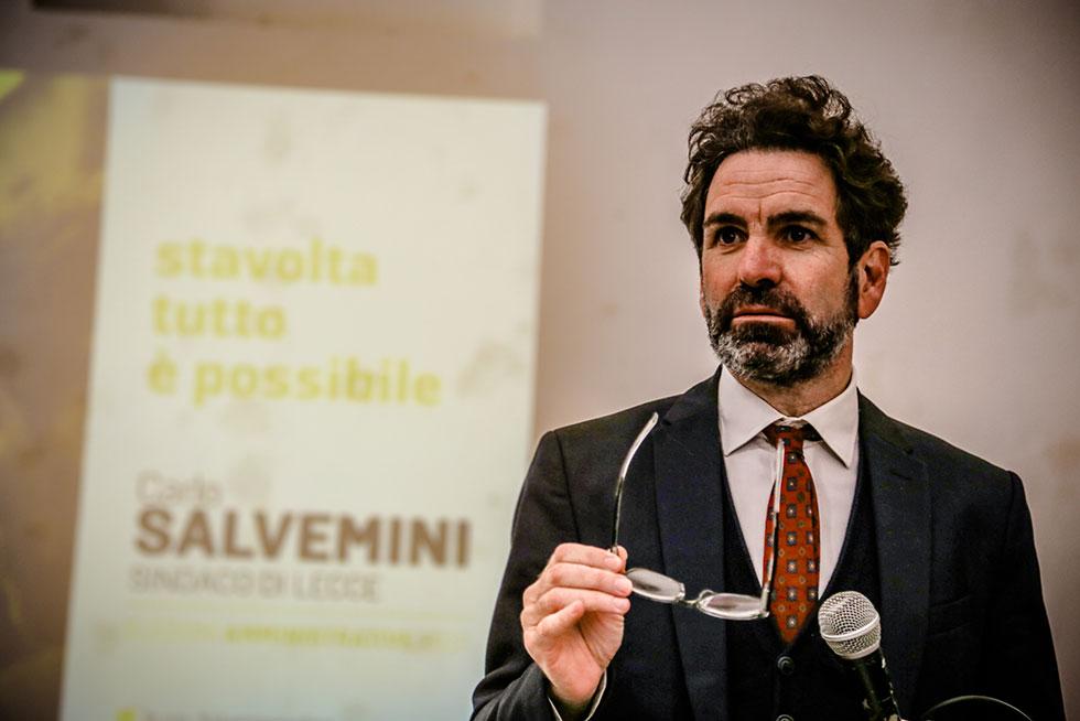 """Il sindaco di Lecce: """"La vittoria del Centro sinistra non ha padrini"""""""
