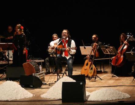 Terremoto ed Etna nel nuovo cd di Carlo Muratori: esce a febbraio