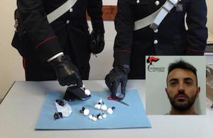 Vittoria, nascondeva cocaina negli slip: arrestato