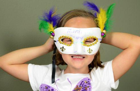 Carnevale a Siracusa, festa in maschera in via Algeri