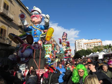 Il Carnevale di Sciacca nel registro delle eredità immateriali siciliane