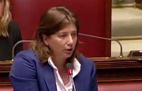 Carolina Varchi (Fdi) a Messina: serve legge elettorale con sistema misto e coalizioni