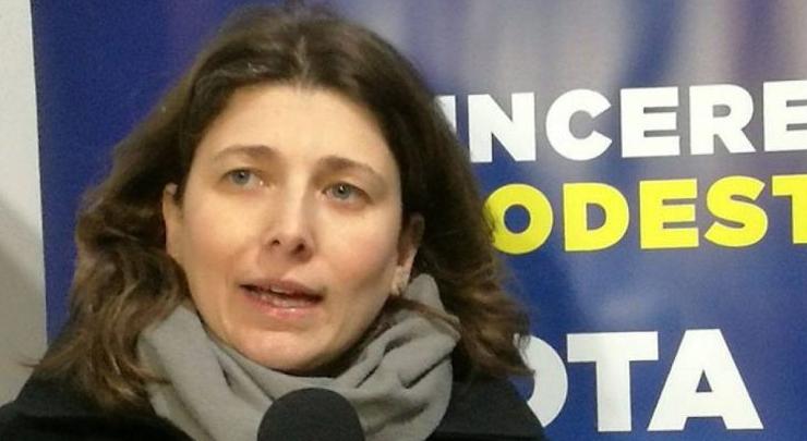 Carolina Varchi si candida alle Europee con Fratelli d'Italia