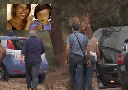 La dj trovata morta nel bosco di Caronia, si cerca il piccolo Gioele