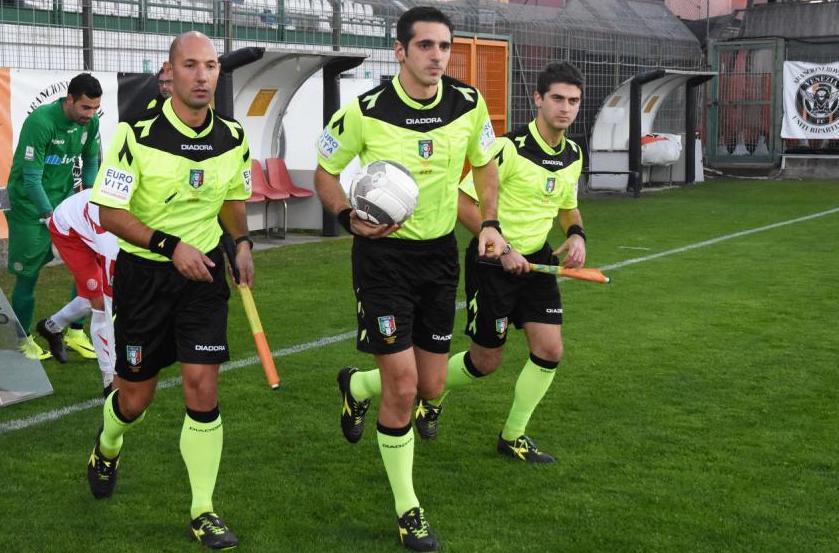 Siracusa - Reggina domenica per la Coppa Italia: arbitrerà un debuttante