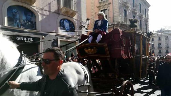 Catania in festa per Sant'Agata, il sindaco racconta la sua emozione