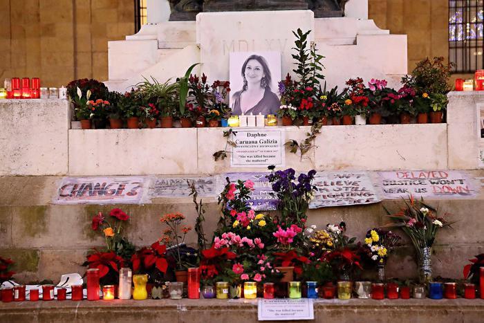 Malta, scoperti i mandanti dell'omicidio di Caruana Galizia