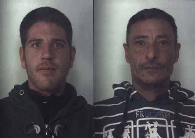 Rubano ferro in una macelleria dismessa, due arresti a Siracusa