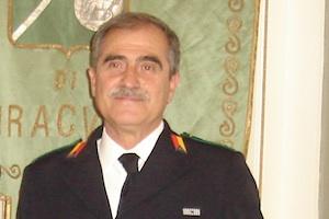 Siracusa, in pensione il comandante della polizia provinciale