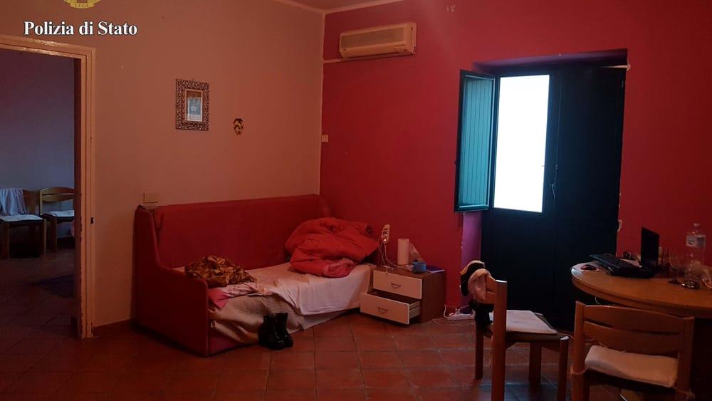 Scoperta a Palermo una 'casa d'appuntamenti'