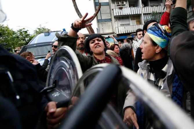 Protesta anti - rom a Casal Bruciato: la Procura di Roma indaga 24 persone