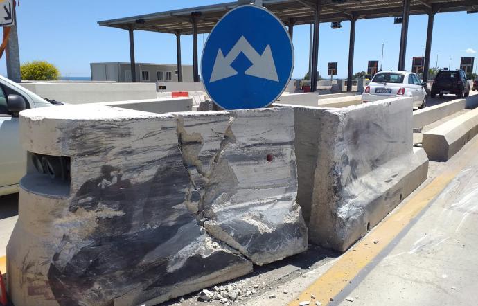 La Edilcentro con un ribasso del 24,69% demolirà casello autostradale di Cassibile