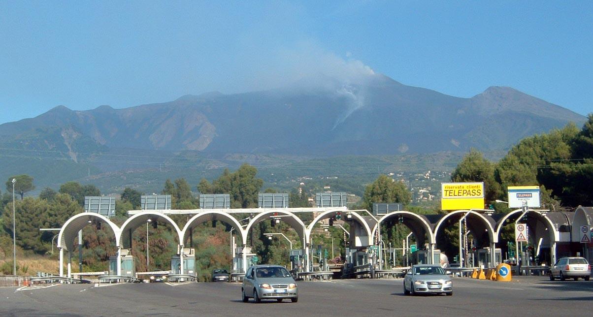 Cas, operativo il servizio di sorveglianza nelle autostrade siciliane