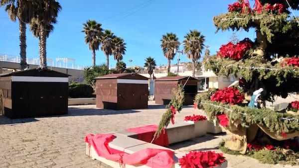 Al Porto turistico di Marina di Ragusa i mercatini di Natale